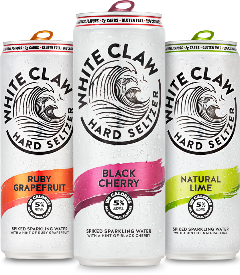 White Claw - Mitchell Distributing